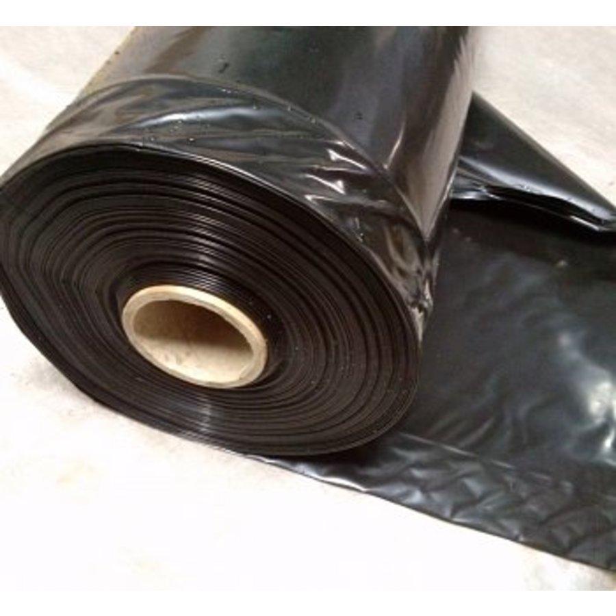 Landbouwplastic Siloplast zwart 50 x 7 meter-1