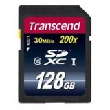 Transcend SDXC 128GB SD kaart class 10