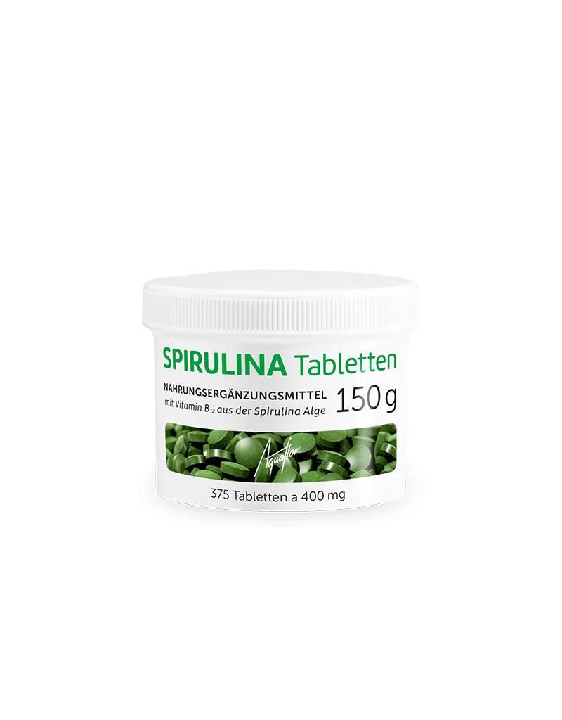 AQUAFLOR Spirulina Tabletten 150 g