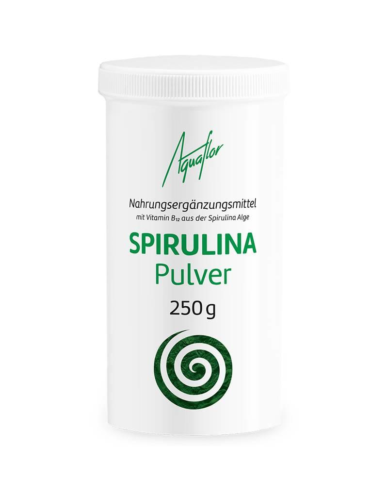 AQUAFLOR Spirulina Powder 250 g