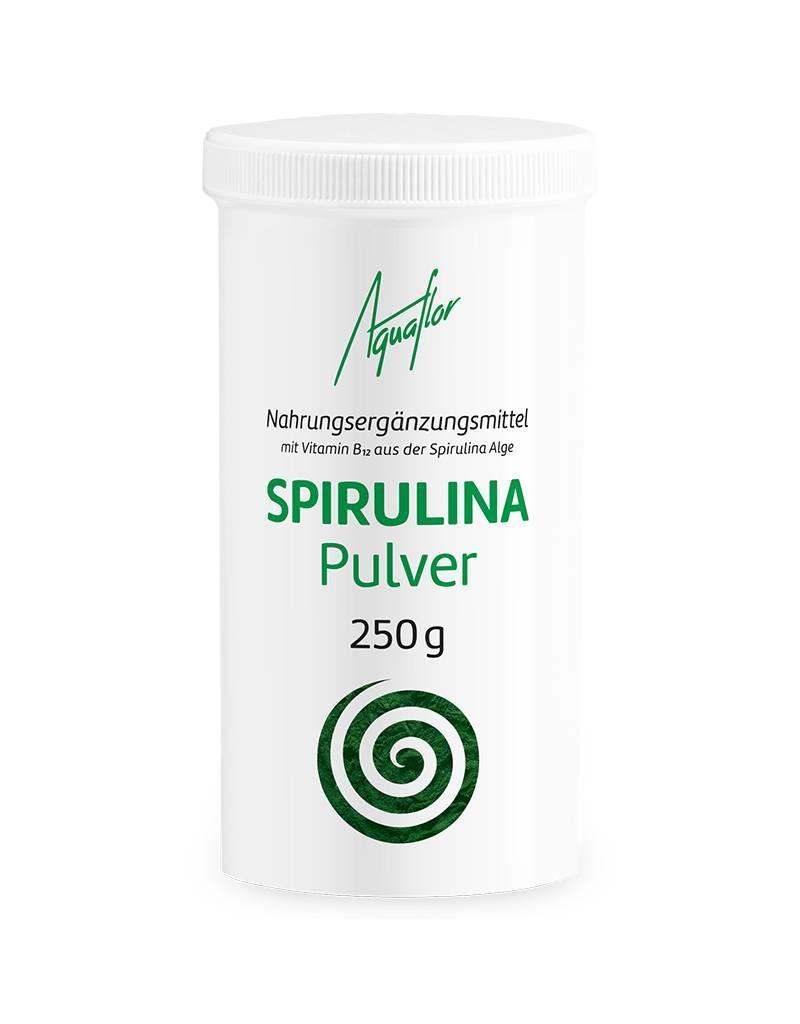 AQUAFLOR Spirulina Pulver 250 g