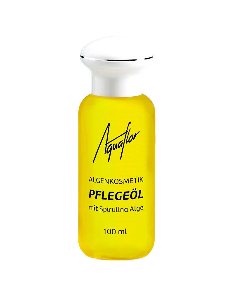 AQUAFLOR Algenkosmetik Care Oil with Spirulina Algae 100 ml