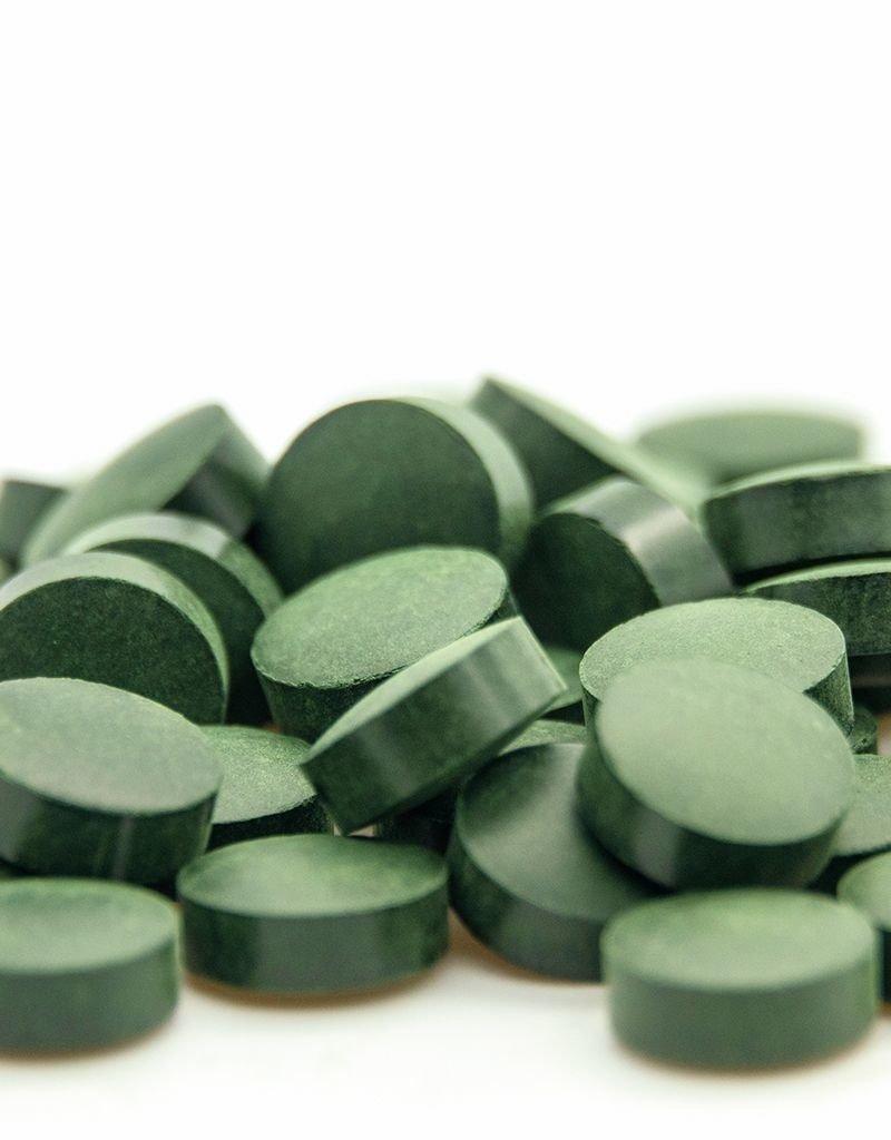AQUAFLOR Spirulina Tabletten 320 g