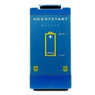 Batterij Phillips hearstart