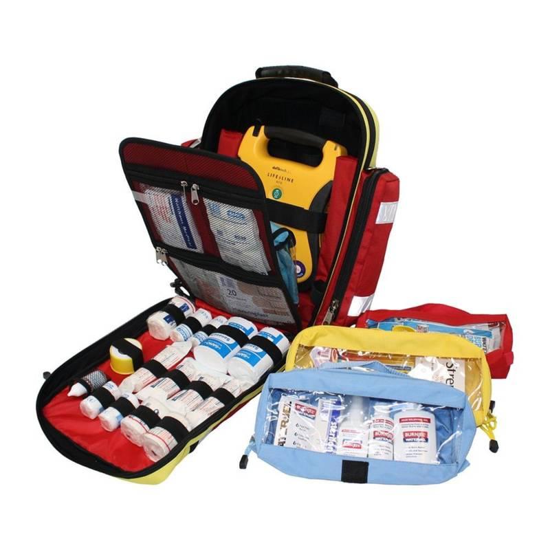 Medical Rescuebag Ehbobhv Rugtas Met Inhoud