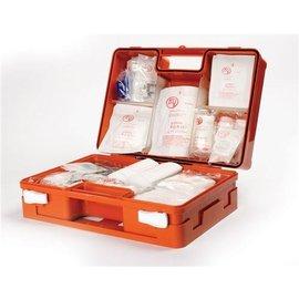 Koffer EHBO BHV HACCP incl wandhouder