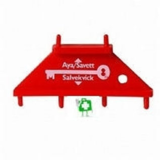 Salvequick Salvequick Pleisterautomaat Rode Sleutel