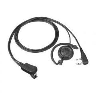 Kenwood EMC-12 oortelefoon/microfoon