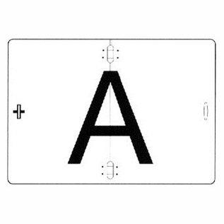 A-Kenmerkingsbord