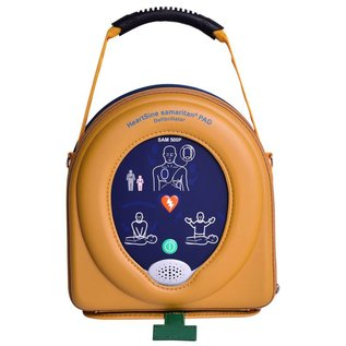 Heartsine Samaritan PAD 500P AED incl. accessoireset