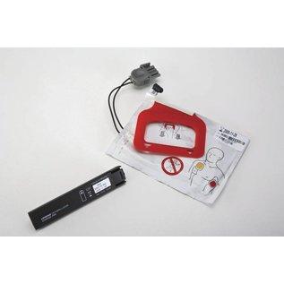 Batterij & Elektroden – LIFEPAK CR Plus