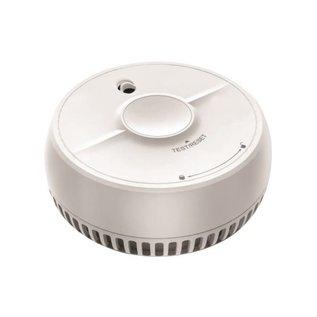 Optische 9V Rookmelder met pauzeknop en alkaline batterij