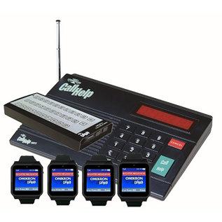 Omikron CallHelp 400TX basissysteem  BHV Pieper