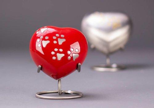 HEART URNS