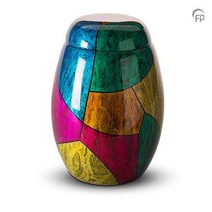 Mengla GFU 210 Urna de fibra de vidrio