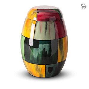 Mengla GFU 211 Fibreglass urn