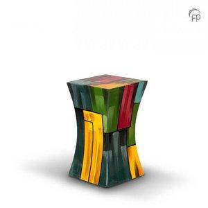 Mengla GFU 212 S Urna pequeña de fibra de vidrio Diabolo