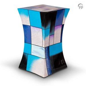 Mengla GFU 220 Glasfiber urn Diabolo