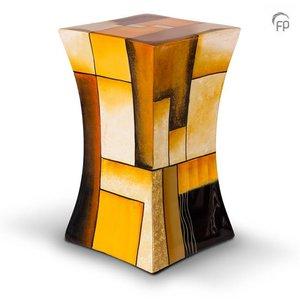 Mengla GFU 222 Glasfiber urn Diabolo