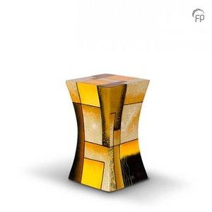 Mengla GFU 222 S Urna pequeña de fibra de vidrio Diabolo