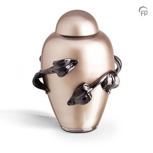 Memory Crystal GU 054 A Glazen urn