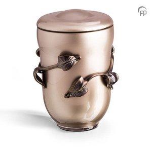 Memory Crystal GU 058 A Glazen urn