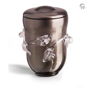 Memory Crystal GU 058 B Glazen urn