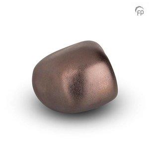 Urnenatelier Schoonhoven KK 033 Pebble Rustic Bronze