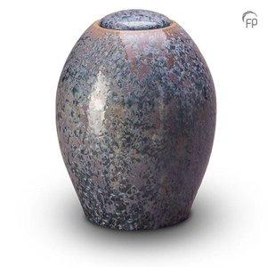 Pottery Bonny KU 302 Ceramic urn crystal lacquer