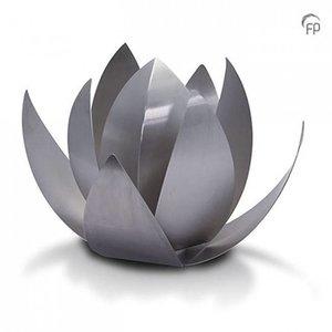 RVS Lotus urn roestvaststaal