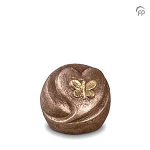 Geert Kunen  TU 002 Urna de cerámica