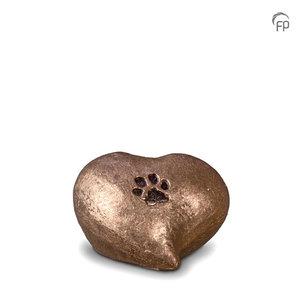 Geert Kunen  TU 201 Urna de mascota de cerámica
