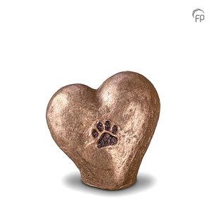 Geert Kunen  TU 203 Urna de mascota de cerámica