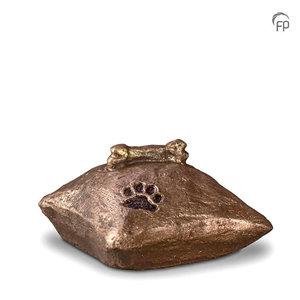 Geert Kunen  TU 205 Urna de mascota de cerámica