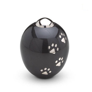 AD 101 S Brass pet urn small Adore