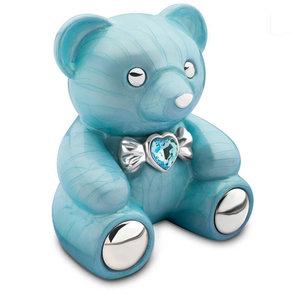 CB 002 Brass urn Cuddle Bear