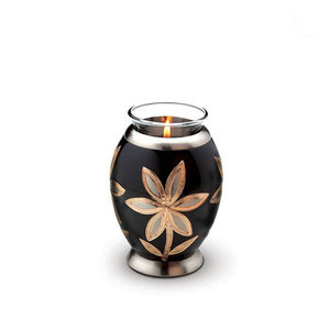 CHK 250 Brass candle holder