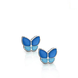 EBF 002 Oorbellen Butterfly