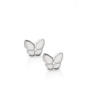 EBF 003 Oorbellen Butterfly