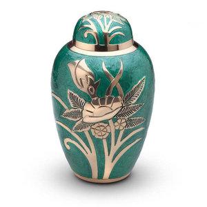 HU 0713 Messing urn