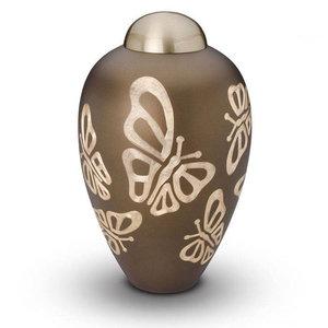 HU 116 Messing urn