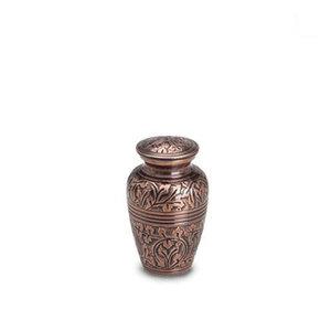 HU 135 K Messing Mini-Urne
