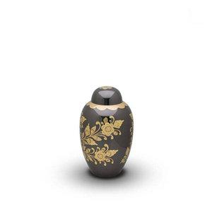 HU 0711 K Messing Mini-Urne