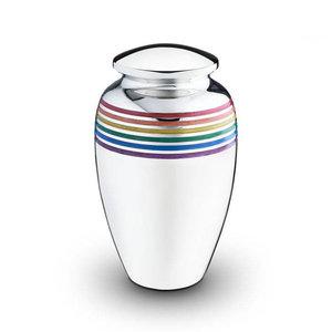 HU 222 Messing urn Pride