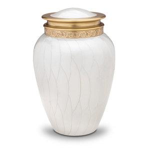 HU 290 Brass urn Blessing