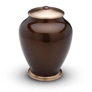 HU 403 Brass urn Simplicity