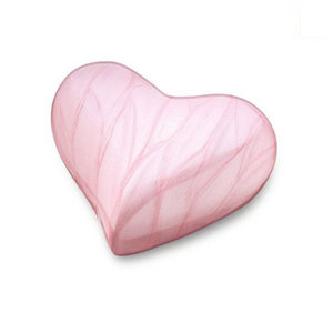 HUH 667 Messing keepsake hart