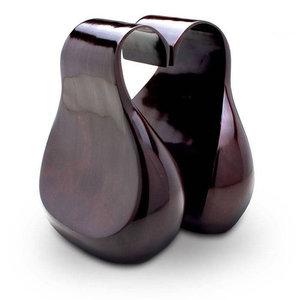 Serenity Duo brass urn