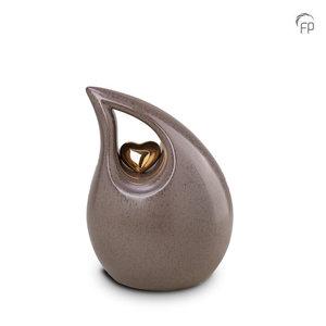 Mastaba Ceramika KU 006 M Urna mediana de cerámica
