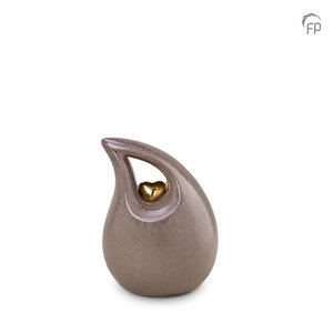 Mastaba Ceramika KU 006 S Urna pequeña de cerámica